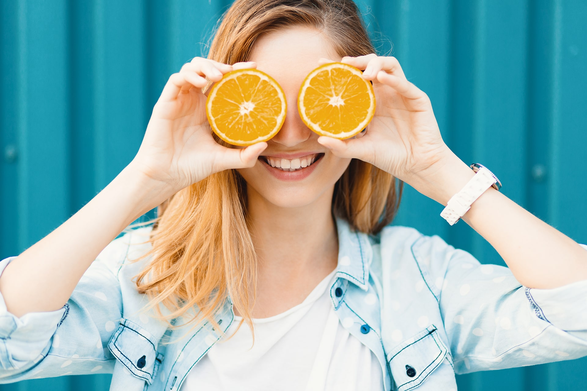 Vitamina C: cómo reparar los daños del sol
